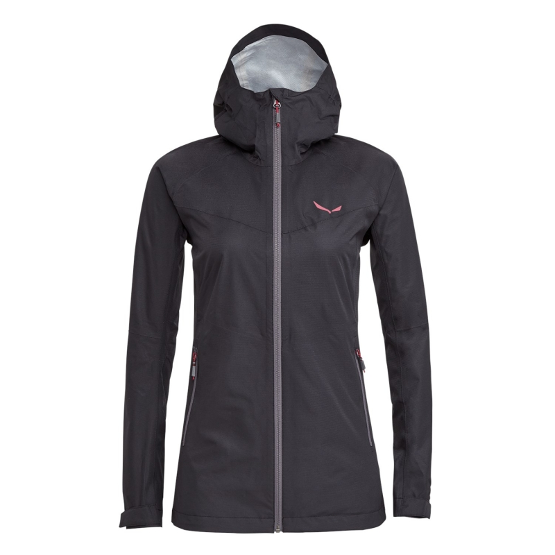 Salewa PUEZ AQUA 3 POWERTEX HARDSHELL WOMENS JACKET 0912